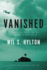 vanished book cover
