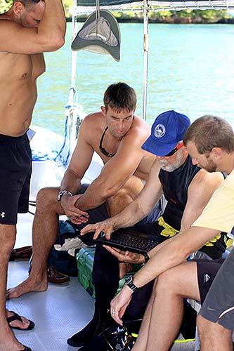bentprop dive briefing