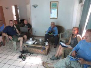 betnprop team debriefing in palau
