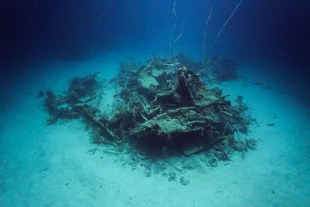 WWII MIA Avenger & Hellcat Crew Remains Recovered