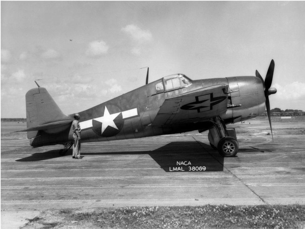 F6F Hellcat Aircraft