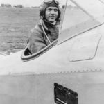 Lt William Q. Punnell in pilot training - MIA WWII pilot comes home - Project Recover and BentProp Project