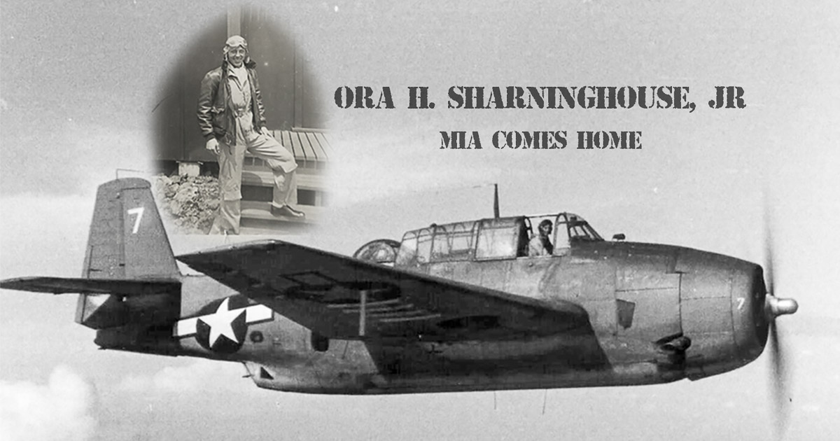 Ora H. Sharninghouse, Jr
