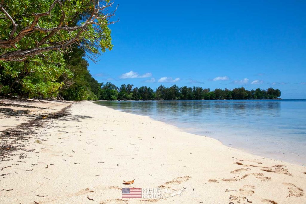Orange Beach, Peleliu