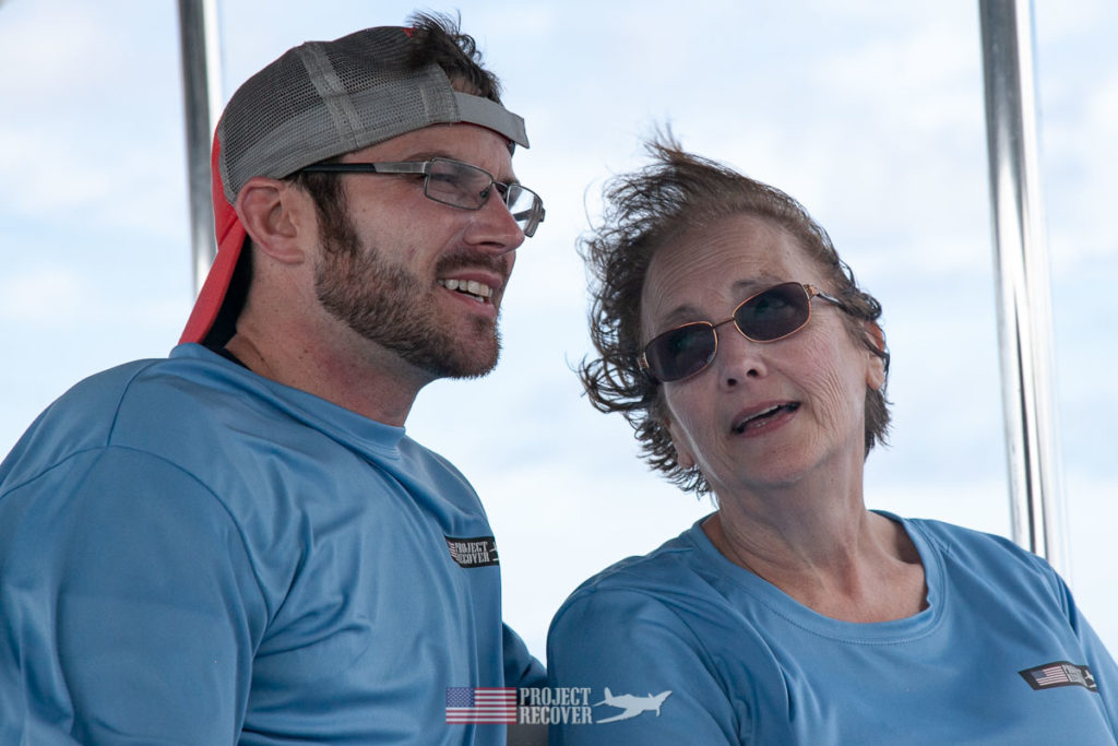 MIA Family (Cindy Gray and son, Adam) in Palau. Photos by Harry Parker Photography.com