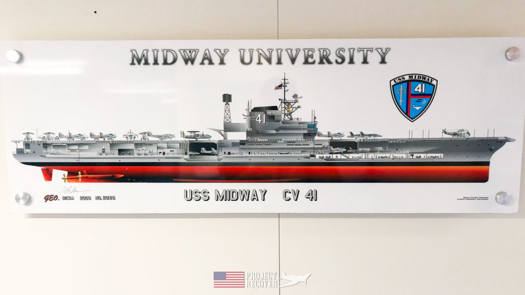 midway university photo of uss midway