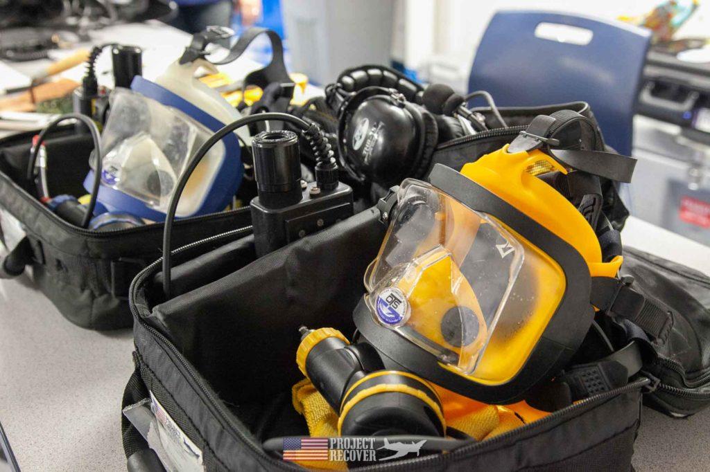 full face diving masks