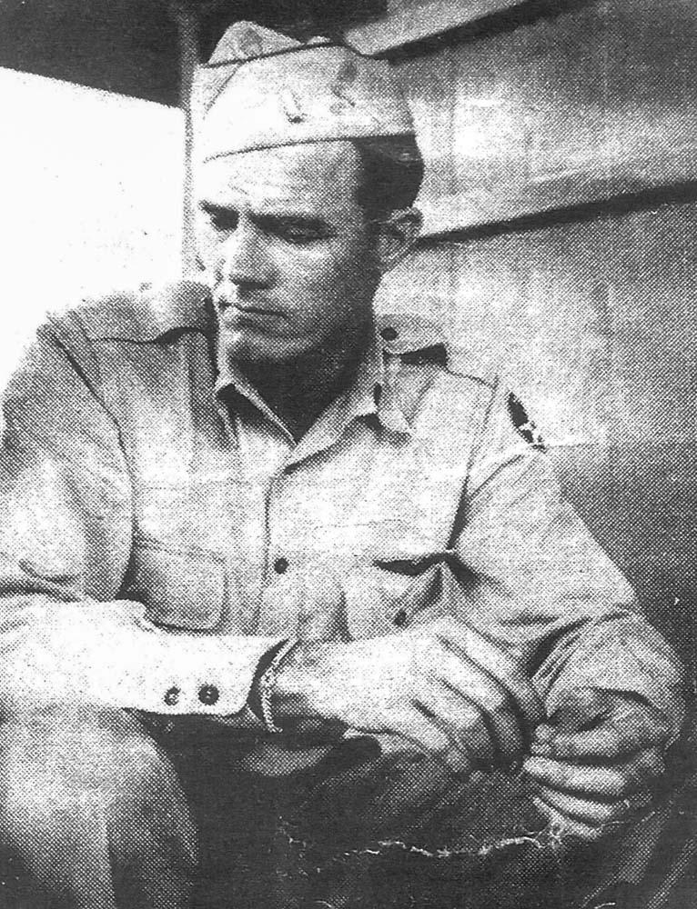 Capt. Charles F. Pratte, Jr.
