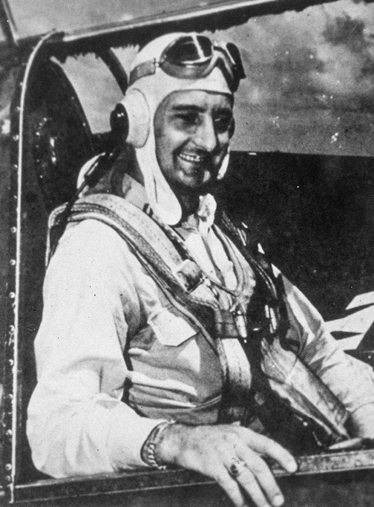 LT. Roland R. Houle WWII Pilot