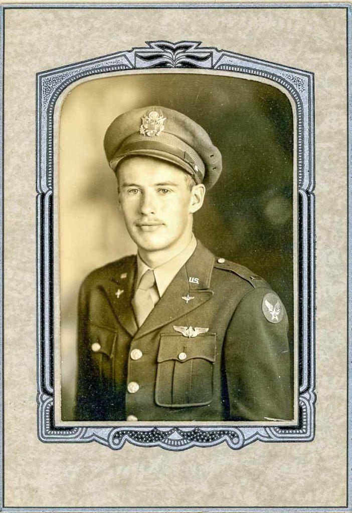 2nd Lt. Arthur J. Schumacher