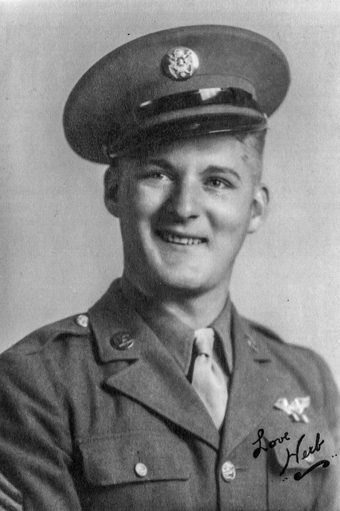 Herbert Farnam Jr 1944