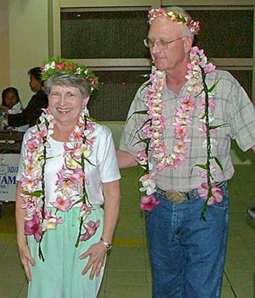Nancy and Tommy Doyle