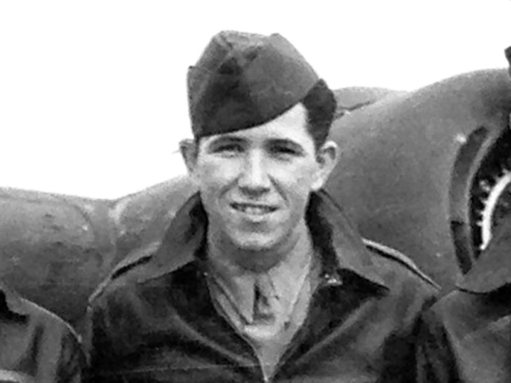 SSgt. Walter Graves