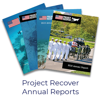 Project Recover Annual Reports
