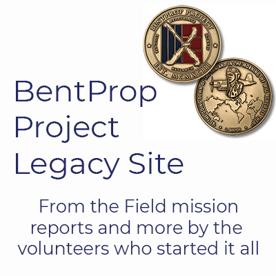 BentProp Project Legacy Site