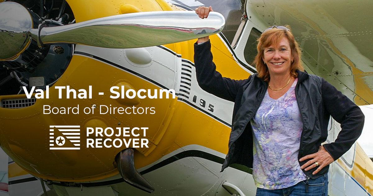 Val Thal - Slocum PR Board of Directors