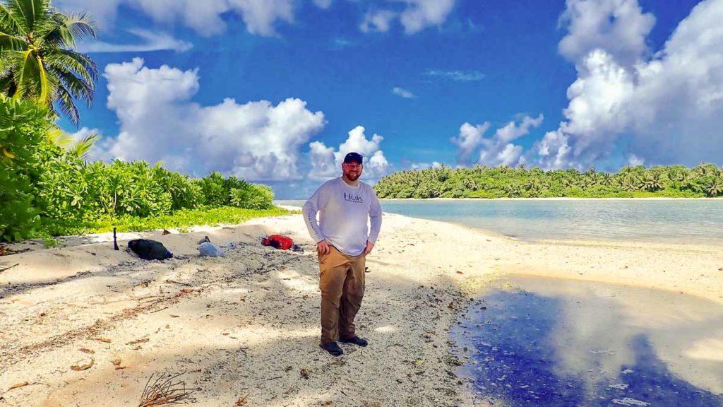 Chuuk Beach