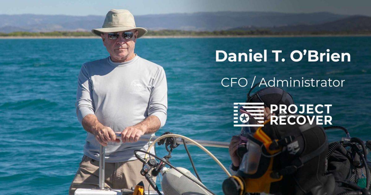 Dan O'Brien CFO Administrator Project Recover