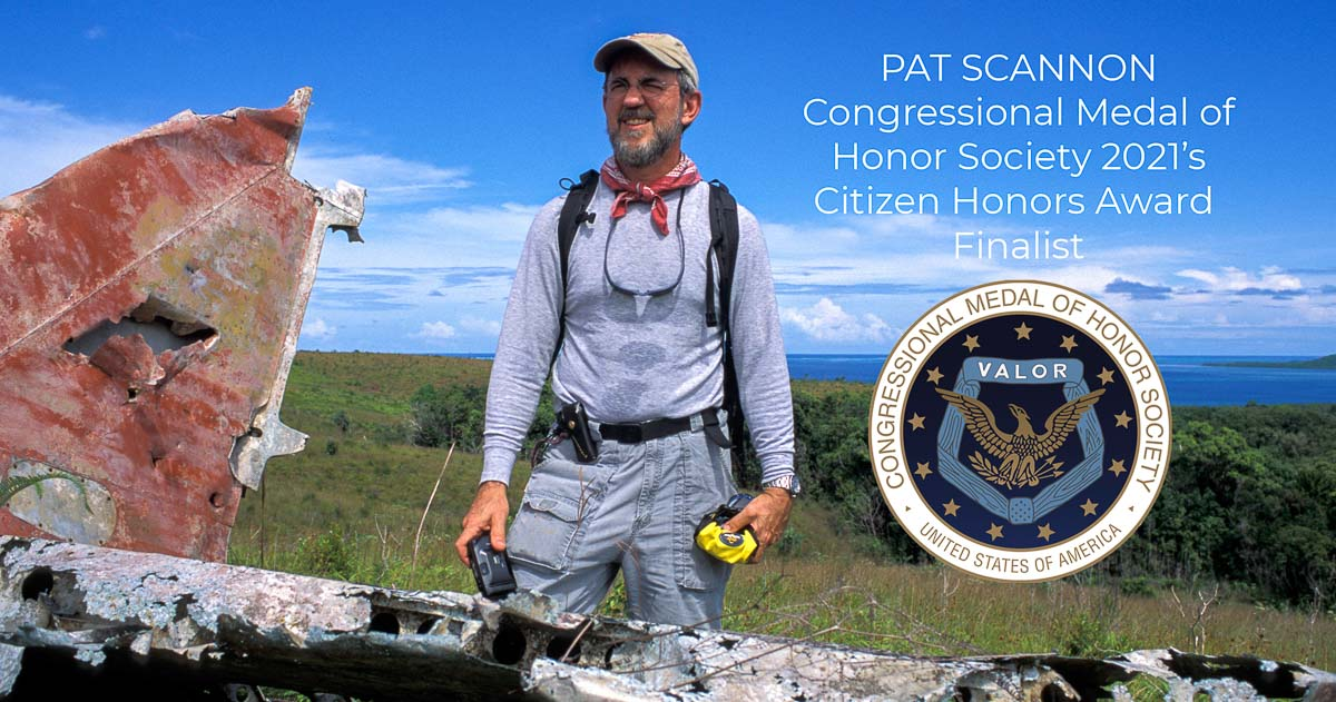 Finalist - Congressional Medal of Honor Society Citizen Honors A