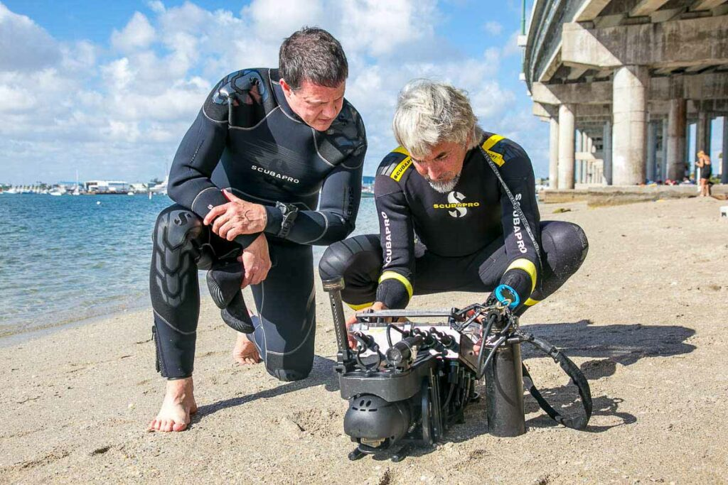 Team Navigator Training - The Science Behind the Search for MIAs