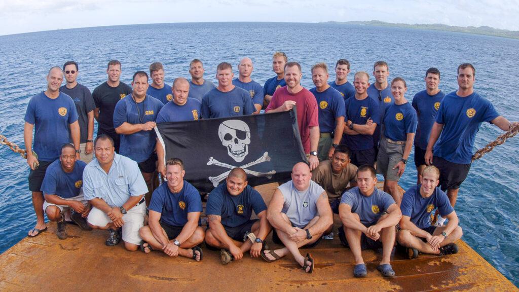 Arnett B-24 Recover Team 2005
