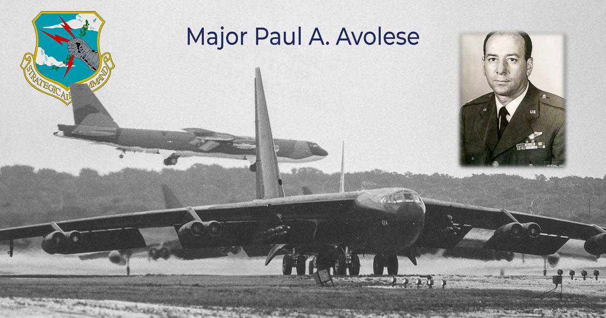 Major Paul A. Avolese, Account For